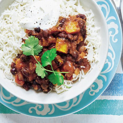 Butternut Squash Chilli
